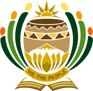 Coat of arms of the Parliament of South Africa