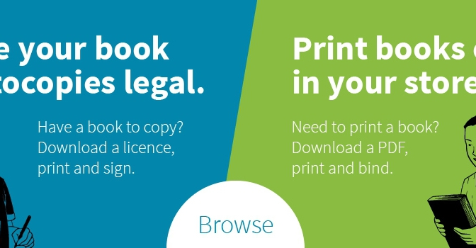 Instant photocopy-licensing: an important step for publishing
