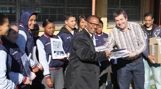 Paperight schools taste matric success